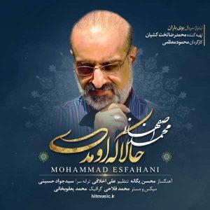 اهنگ محمد اصفهانی حالا که اومدی