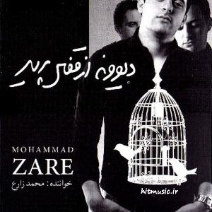 البوممحمد زارع دیوونه از قفس پرید