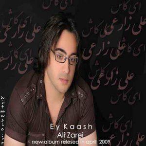 اهنگ علی زارعی غزل بانوی بهار